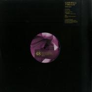 Back View : Gabriella Vergilov - TERMOSFERA (DJ T 1000 REMIX)(140 G VINYL) - Thema / Thema 048