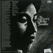 Back View : Aretha Franklin - THE GOSPEL SOUL OF ARETHA FRANKLIN (LP) - Rumble Records / RUM2011125 / 2995535