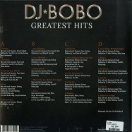 Back View : DJ Bobo - GREATEST HITS (2LP) - Sony Music / 761997833001
