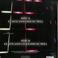 Back View : DJ Doug, Diego Burroni - CLAVILAND - Tailor Records / TR010