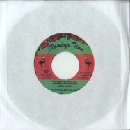 Back View : Scone Cash Players - SCONE COLD CHRISTMAS (COLOURED 7 INCH) - Mango Hill / FTR103