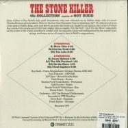 Back View : Roy Budd - THE STONE KILLER O.S.T. (2X7 INCH) - Dynamite Cuts / Dynam7035/36