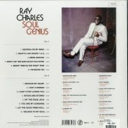Back View : Ray Charles - SOUL GENIUS (LP) - Wagram / 05176641