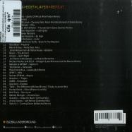 Back View : Various - GLOBAL UNDERGROUND:ADAPT #3 (MIXED CD) - Global Underground / 9029688784