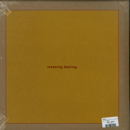 Back View : Swans - LEAVING MEANING (2LP+MP3+POSTER) - Mute / STUMM446