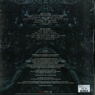 Back View : Ben Frost - DARK: CYCLE 1 O.S.T. (YELLOW LP + MP3) - Invada Records / 39147481