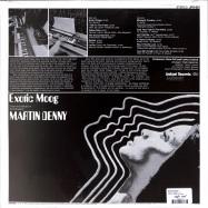 Back View : Martin Denny - EXOTIC MOOG (LP) - Jackpot / JPR061 / 00139669
