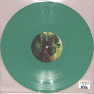 Back View : Brian Kage, A.Gracia, M.Kretsch - ALIENS IN THE D!EP (COLOURED VINYL) - Cryovac / Cryo023