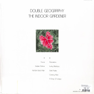 Back View : Double Geography - THE INDOOR GARDERNER (LP) - Invisible, Inc / INVINC27LP