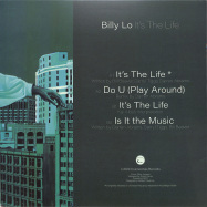 Back View : Billy Lo - ITS THE LIFE - Cosmocities Records / CMSR003