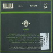 Back View : Mollono.Bass - REMIX COLLECTION 6 (CD) - 3000 Grad / 3000 Grad CD 019