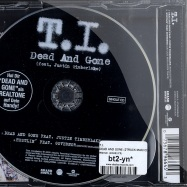 DEAD AND GONE (2TRACK MAXI CD)