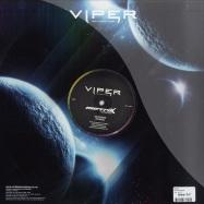 Back View : Metrik - THE DEPARTURE EP - Viper / vpr032