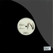 Back View : Steve Mills / Noradrenalin / Rene Reiter - DAMAGE EP - Noradrenalin Records / NOR001