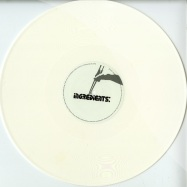 Back View : Ruffhouse - DEMAND / DIVISION III (WHITE VINYL) - Ingredients / recipe032