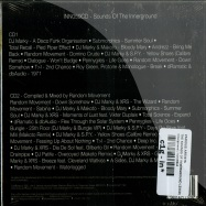 Back View : Various Artists - THE SOUNDS OF INNERGROUND (2XCD) - Innerground / inn059cd