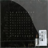 Back View : Dinamoe - L ANALOGIE D ECHECS (CD) - Dina Muzac / dinamcd01