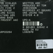 Back View : Squarepusher - DAMOGEN FURIES (CD) - Warp Records / WARPCD264