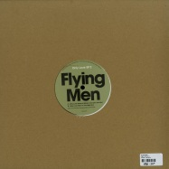 Back View : Flying Men - ONLY LOVE EP 2 - CATUNE / CATUNE58