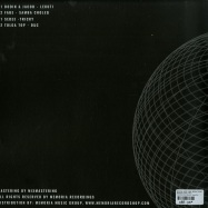 Back View : Bodin & Jacob, Fabe, Sedee, Tolga Top - STATE001 (VINYL ONLY) - Understate:ment Records / State0001