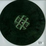 Back View : Zoltan Solomon / Grad_U / Ixm / Hydergine - DUB SERIES MASTERS I EP (COLOURED VINYL) - ARTS / ARTSTRANSPARENT006