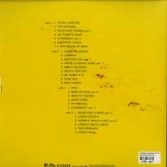 Back View : Cristobal Tapia De Veer - UTOPIA - O.S.T. (LTD YELLOW 2X12 LP) - Silva Screen Records / SILLP1437
