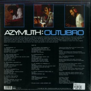 Back View : Azymuth - OUTUBRO (180 G VINYL) - Far Out Recordings / FARO190LP