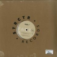 Back View : Matthieu Faubourg, Dub Striker, Harrison BDP and ManooZ - FAIR EP - STRCTR / STRCTR001