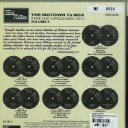 Back View : Various Artists - THE MOTOWN 7S BOX VOL. 4 (7X7 INCH BOX + MP3) - Motown / 5374825