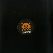 Back View : Outstrip - RASTAFARA EP - Dogmatik / DOG 1216