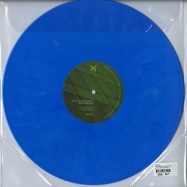 Back View : Synapse - SCIENTISM (BLUE VINYL) - Serotonin Records / SER020