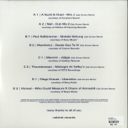 Back View : Cab Drivers - THE REMIXES (2X12) - Cabinet Records / Cab52