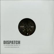 Back View : Black Barrel - LABYRINTH EP - Dispatch / DIS118