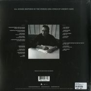 Back View : Johnny Cash - FOREVER WORDS (2X12 LP + MP3) - Sony Music / 88985446761
