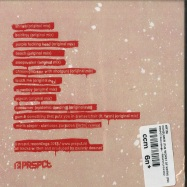 Back View : KRTM - CONSUMER (THE WORST OF KRTM) (CD) - PRSPCT Recordings / PRSPCTLP013CD