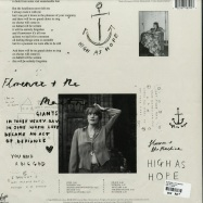 Back View : Florence + The Machine - HIGH AS HOPE (LP) - Virgin / V 3204 / 6748595