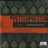 Back View : Petter Preston - THE SENSE - Petter Preston / PR02