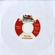 Back View : 7th Wonder / Blackbusters - DAISY LADY / OLD MAN (7 INCH) - Breaks & Beats  / BAB009