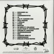 Back View : Motrip & Ali As - MOHAMED ALI (2LP + MP3) - Universal / 7716127
