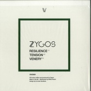 Back View : Zygos - VENERY EP (180G EP + MP3) - Overdue / OVD001