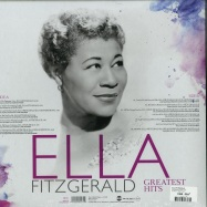 Back View : Ella Fitzgerald - GREATEST HITS (LP) - Zyx Music / BHM 1102-1