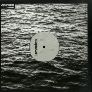 Back View : London Modular Alliance - MATERIAL EP - Dimensions Recordings / Direc007