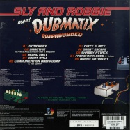 Back View : Sly & Robbie Meet Dubmatix - OVERDUBBED (LTD LP + CD) - Echo Beach / EBLP125 / 05153291