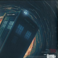 Back View : Doctor Who - DESTINY OF THE DALEKS (COLOURED 180G 2LP, RSD 2019) - Demon Records / DEMWHOLP002