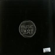 Back View : Tulbure - ALIBI EP (VINYL ONLY) - Music Is Art / MIA009