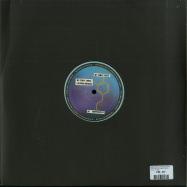 Back View : Wave Particle Singularity - AMYGDALA EP (VINYL ONLY) - Drehbar / DBR001