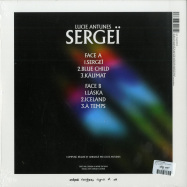 Back View : Lucie Antunes - SERGEI (LP+CD INCLUDED) - Infine / IF1054LP