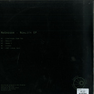Back View : McGregor - REALITY EP (B-STOCK) - Depth Over Distance / DOD222