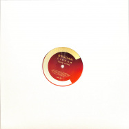 Back View : Brudan - LISBOA (LTD WHITE VINYL) - Cabinet Records / Cab57