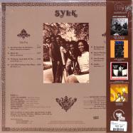 Back View : Sylk - SYLK (180G LP) - Tidal Waves Music / TWM049 / 00140440